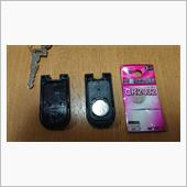キーレス電池交換の画像