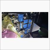 スライドドア 制振・防音と断熱加工の画像