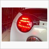 LEDテールランプ修理