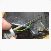 負圧コックの修理(改造)