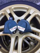インプレッサ スポーツワゴン WRX ホーン交換のカスタム手順2