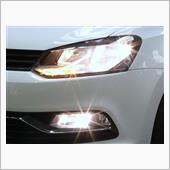フロントライト類のHID&LED化の画像