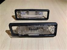DB7 クーペ ナンバー灯交換のカスタム手順2
