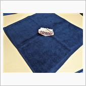 アームレストに敷くタオル作ってみた(^o^)