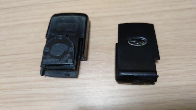 リモコンキー電池交換