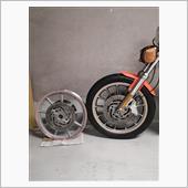 9 Cast Wheel Conversion