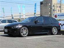 サスペンション交換 BMW F31 ビルシュタインB12 サスペンションリフレッシュ