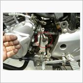 車速センサー故障・交換(GSR250S)