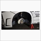 フロントブレーキビッグキャリパー&ビッグローター化1の画像