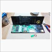 レー探電池交換の画像