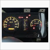 スピードメーターASSY故障交換の画像