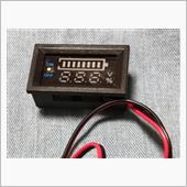 バッテリメーター取り付け(?)(58379.2km)の画像