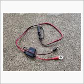 バッテリー交換ついでに簡単充電化してみたの画像