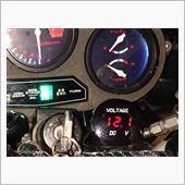 電圧計取付(交換)
