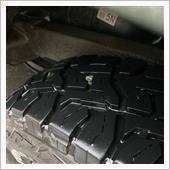 タイヤパンクの画像