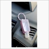 試)DAISO/アルコール洗浄ハンドジェル◆容器&置き場の画像
