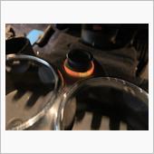 R50のシガーソケット、光るって知ってました?の画像