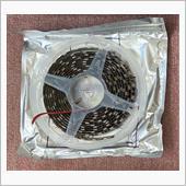 グリル内LEDテープでネオン化の画像