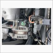 エアコンコンプレッサー交換の画像