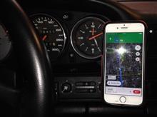911 (クーペ) スマホホルダー快適化のカスタム手順1