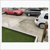 92FX:洗車とガス欠(;´・ω・)