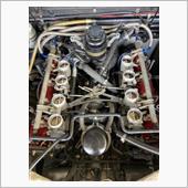 8連スロットルとインジェクター分解清掃調整