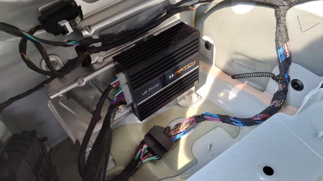 BMW G30 UP-7BMW調整ソフトインストール