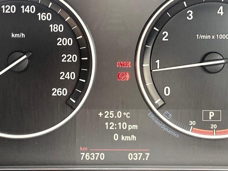 オイル&フィルター交換76,370km(前回+5,001km) ②