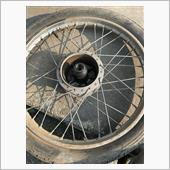 フロント リヤ タイヤ組み付け