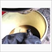 プライマリーオイル漏れ修理