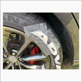 タイヤステッカー貼り付け その2