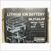 バッテリー突然死からのリチウムイオンバッテリー交換