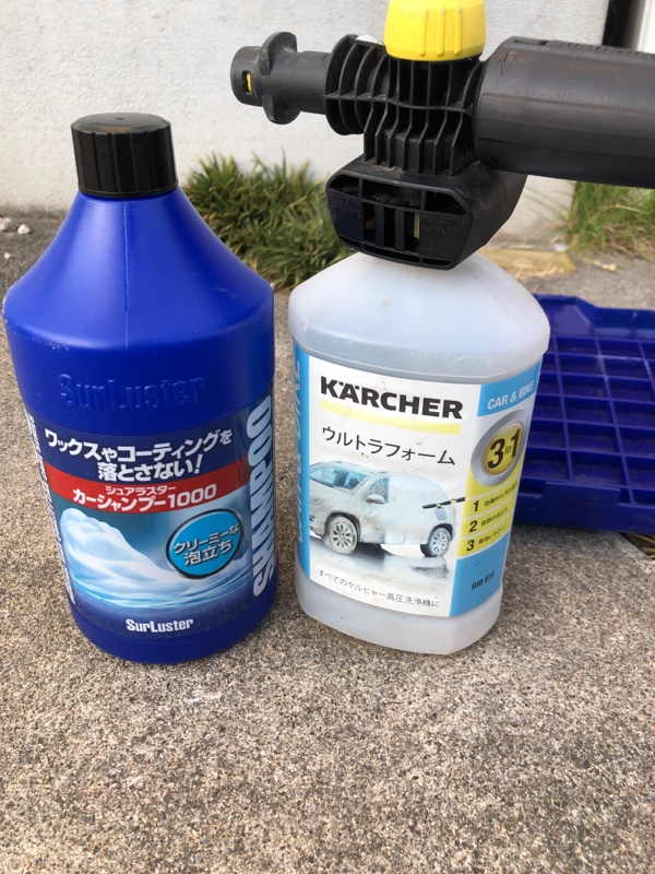 第5回洗車