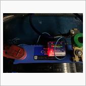 バッテリー上がり→充電