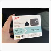 JVC GC-DR20 取り付け