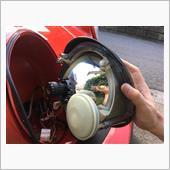 ■ 930 ヘッドライト レベライザー構造、メンテ