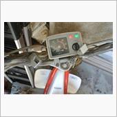 エンジンオイル補給(11)