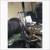 フロントブレーキマスターシリンダー交換