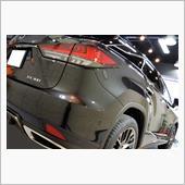 『主張するアグレッシブな個性。』LEXUS RX300Fスポーツのガラスコーティング【リボルト札幌】