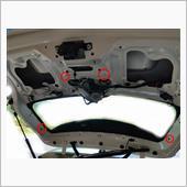 F56バックカメラ取付け/配線とリバース取り出し