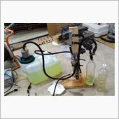 自作インジェクター洗浄測定器