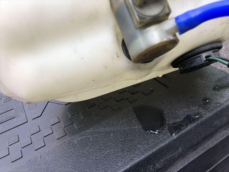 ICウォータースプレーポンプ修理①