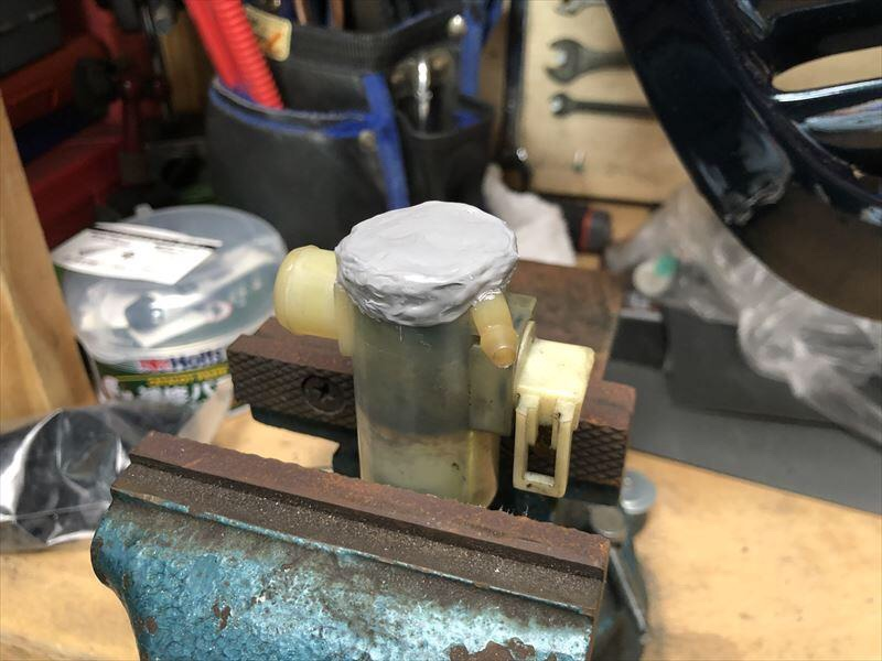 ICウォータースプレーポンプ修理②
