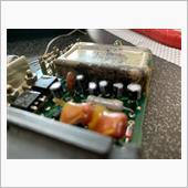 CBX イグナイター 電解コンデンサー交換