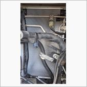 エアコンコンデンサー交換