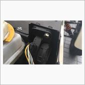 スロットルペダル・センサーのカプラー調整