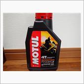 【NAVI110】エンジンオイル交換&ギアオイル交換