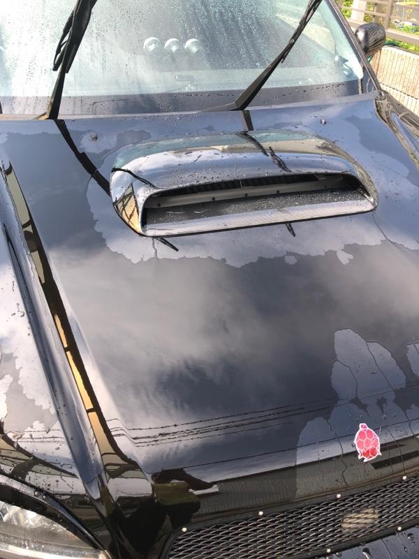 第7回洗車 ブリス3回目施工