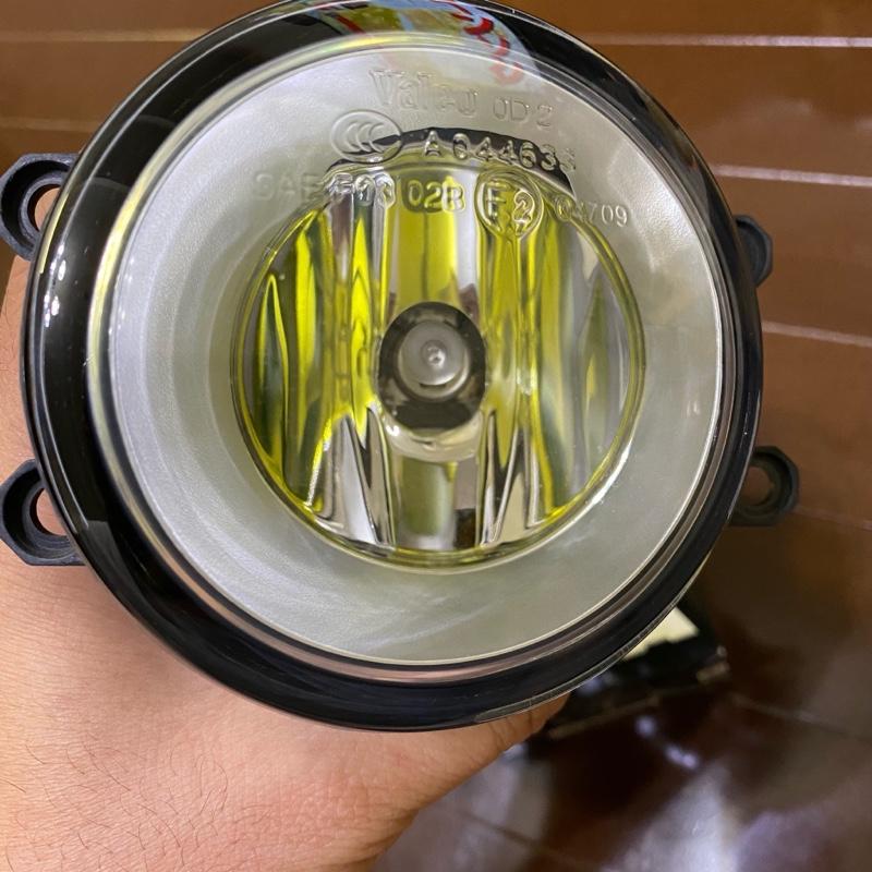 フォグランプ取り付け ランプ準備編