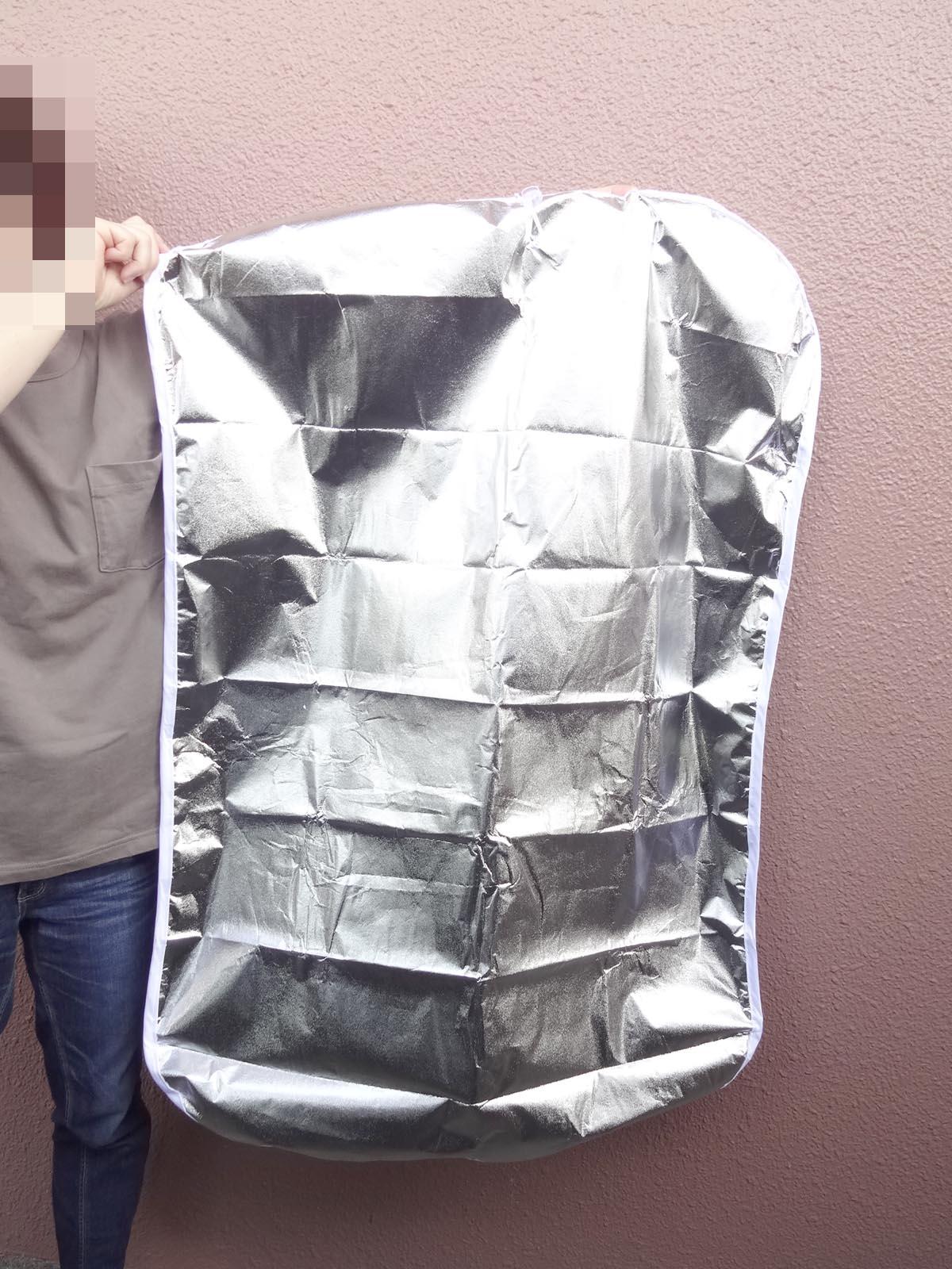 チャイルドシート 遮熱カバー